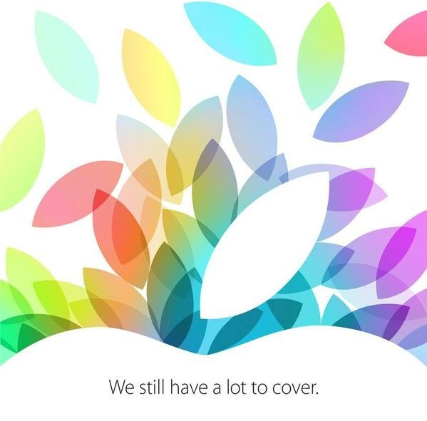 [Apple] iPad-Event am 22. Oktober