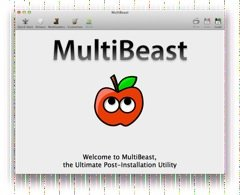[Hackintosh] Mavericks Post-Installation mit Multibeast